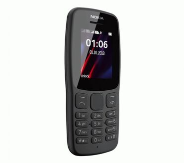 Orijinal Nokia 106dual 1 il rəsmi mobitel zəmanəti
