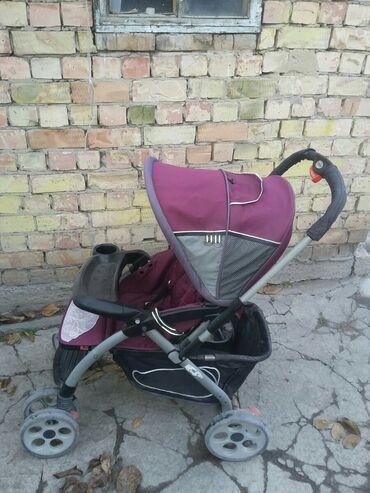 Продаю коляску детскую в хорошем рабочем состоянии .Мало пользовались