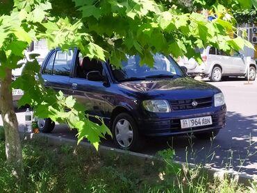 дайхатсу териос бу в Кыргызстан: Daihatsu Cuore 0.9 л. 2002 | 200000 км