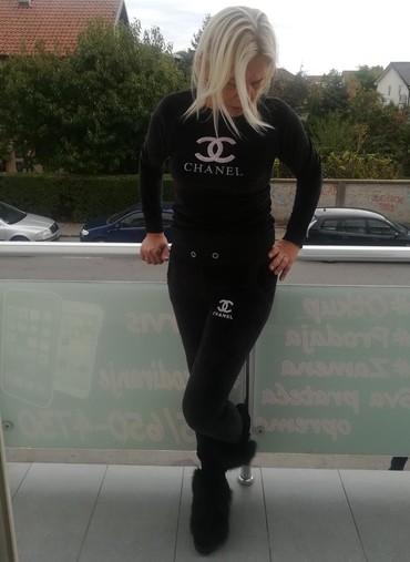 Boy-chanel - Srbija: CHANEL trenerka super pliš Vel S-M