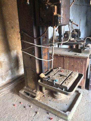 Сверлинный станок промышленный в Каинды