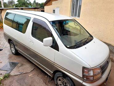 Автомобили - Чок-Тал: Nissan Elgrand 3.3 л. 1998