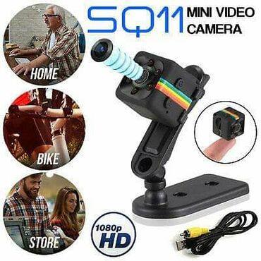 Ostalo | Paracin: 1800dinSportska akciona SQ11 HD kamera-Night Vision, TV out, WebCam