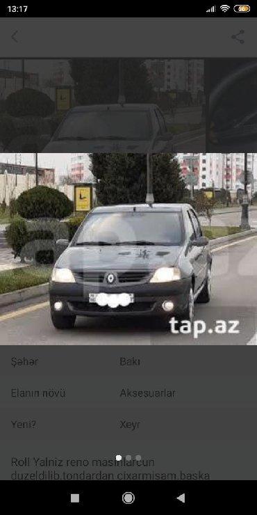 fiat rol - Azərbaycan: Renault tondar. Fiat rol var islenmisdi reno tondardan