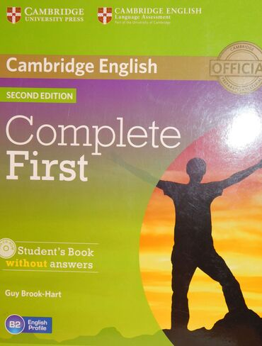 Cambridge English Complete First Second Edition - Student's Book witho