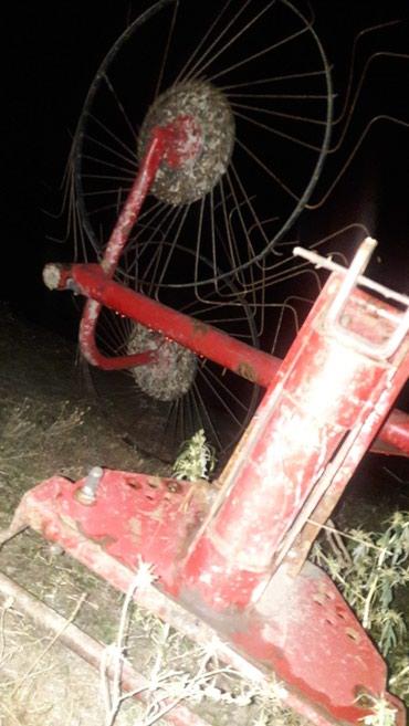 Qusar şəhərində Şok şok traktor+otbiçen+karabl ot yiğan+pires tay bağlayan+kotan