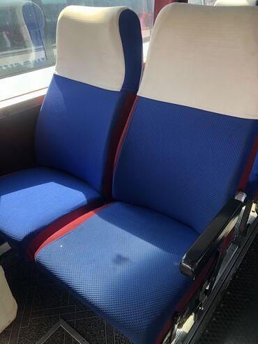 СРОЧНО продаю сиденья от автобуса.  Сиденье сатылат