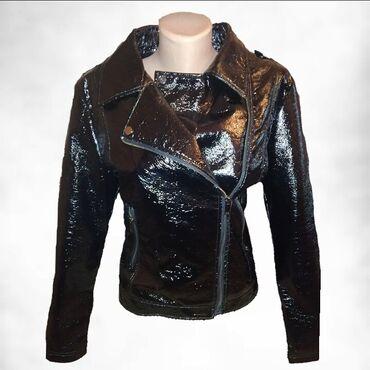 Куртка новая . Материал блестящий . Из Голландии. Размер 44 (L-XL). В