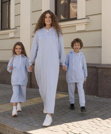 платья из штапеля бишкек в Кыргызстан: Платье - худи Ткань: турецкий супрем 40/1 (плотный) Размеры: SMLXL (ра