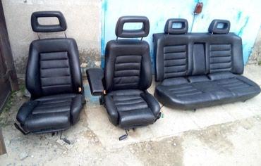 Куплю комплект сидений Recaro модели VAG в Novopokrovka