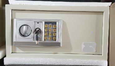 Сейфы - Азербайджан: Dəmir seyfler satılır.Ölçüleri 43X40X22 sm.Ölçüleri ofis şəraitində