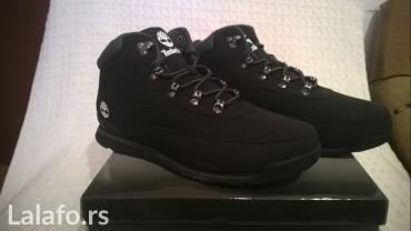 Timberland muske cipele odlicnog kvaliteta! Cipele su dostupno u - Nis