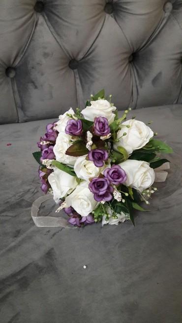 Свадебные аксессуары - Кыргызстан: Свадебные букеты 900 сом ! Самые шикарные букеты по доступным ценам!