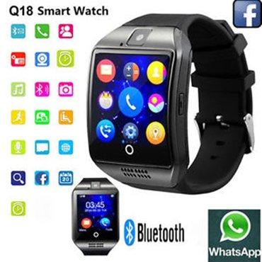 Najnoviji q18 smart watch - pametni sat -mobilni telefon  novo, - Kragujevac - slika 8