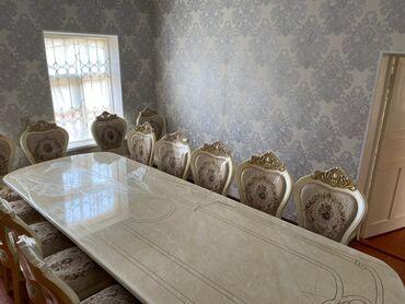 41 объявлений: Новый стол со стулями на 14 персон!размер стола(д×ш×в)3,45м×1,2м×75смТ