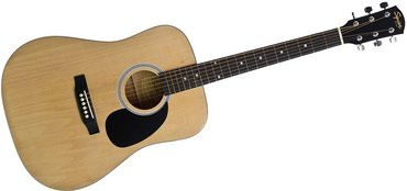 Bakı şəhərində Fender Sa-105 akustik gitar