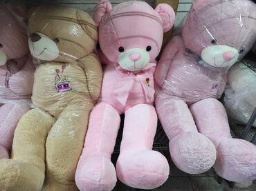 Мишка размеры 130 см   Большие качественные мишки по доступным ценам!!