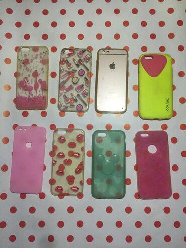 Maske za telefon - Srbija: Maske za iPhone 6/ 6S   svih 8 komada dobijate za 1000 dinara
