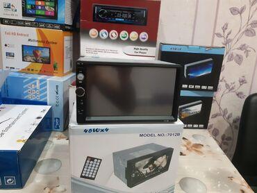 Arxa növü kamera - Azərbaycan: Avto Manitor USB,Bluetooth,Aux,Radio,Micro kart,Arxa Kamera Və