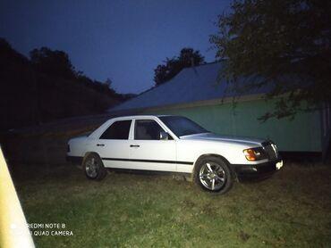 Mercedes-Benz W124 2 л. 1988 | 262 км