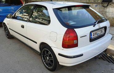 Honda Civic 1.4 l. 1998 | 188000 km