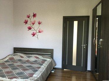 Трехкомнатная квартира в Карвен 4 в Чон-Сары-Ой