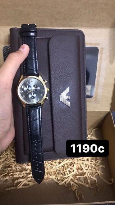 сумки зара в Кыргызстан: Акция 2в1 часы и портмоне   Качественное портмоне из эко кожи  Имеет