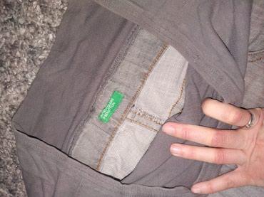 Benetton-neseser - Srbija: Benetton pantalone za trudnice