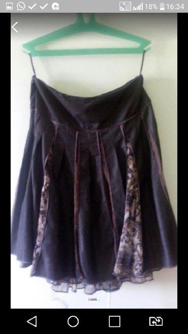 Турецкая юбка. Почти новая. 46-48 размера. Длина по колено. Продаю в