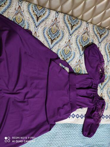 Длинное турецкое платье одевала 1раз