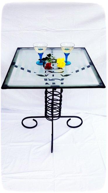 Nameštaj - Valjevo: Metalni stolovi i stolice izrada po vasoj zelji i meri. Saljem brzom