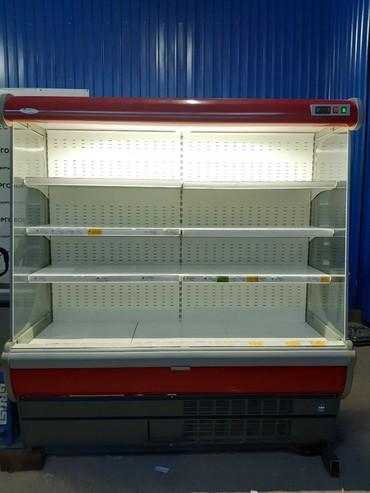 Оборудование для бизнеса в Кок-Ой: Холодильник Холодильникморозильник Холодильник витрина горка открытая