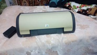 Струйный принтер работающий но в Bakı
