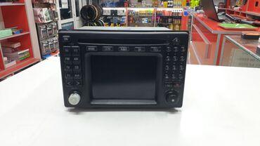 Продаю штатный монитор command Mercedes w210 от японца
