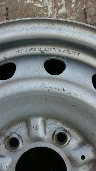б у шины диски в Кыргызстан: Диск металл б/у 700 сом