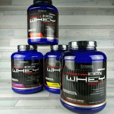 Ultimate Nutrition prostar 100% whey ( 2,4 kg)Рост