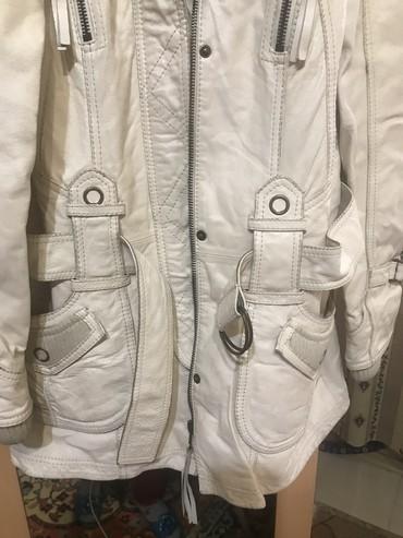 Женская одежда в Покровка: Женская натуральная кожаная куртка европейского качества и бренда