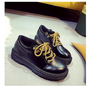 Новые туфли-оксфорд, размер 36. 5-37 в Бишкек