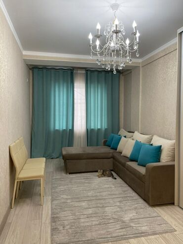 Продается квартира:Элитка, Асанбай, 1 комната, 38 кв. м