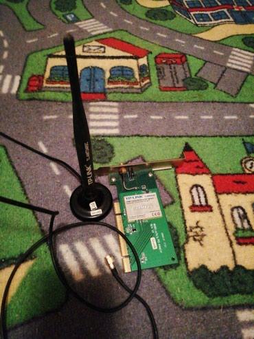 Wireless pci adapter - Belgrade