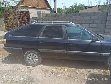 audi quattro 2 2 20v в Кыргызстан: Audi 100 2 л. 1989