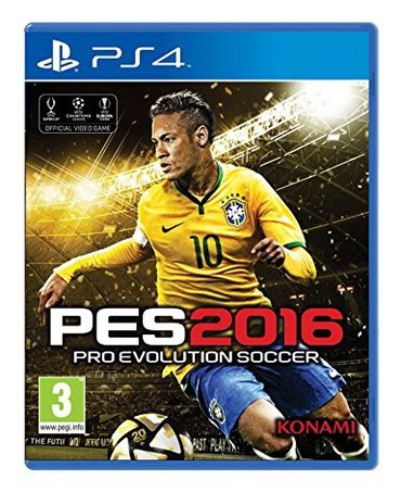 продаю диск Pes 2016 Ps4  in Бишкек