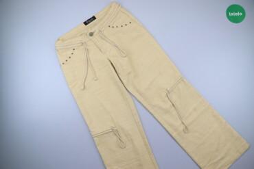 Жіночі штани зі шнурівкою Shotelli, p. S    Довжина: 98 см Довжина кро