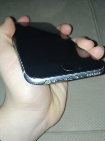 apple isə 6 b - Azərbaycan: IPhone 6s 64 GB Boz (Space Gray)