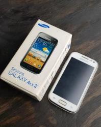 Samsung galaxy camera - Кыргызстан: Б/у Samsung Galaxy Ace 2 Белый