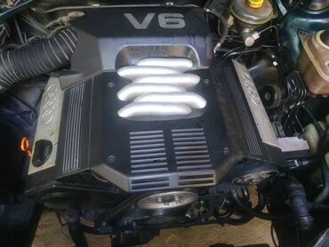 Куплю мотор на ауди С4 обьем 2,6
