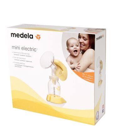 "Электрический молокоотсос Medela ""Mini Electric"" эффективно"