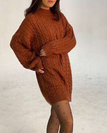Платье-туника в трёх цветах.Распродаем по себестоимости, так как