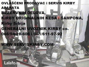 Ovlašćeni kirby prodajni i servisni centar - Belgrade