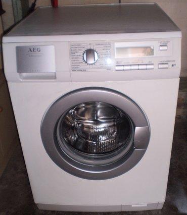 Αυτόματο Πλυντήριο AEG 8 kg